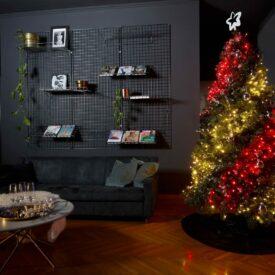 twinkly christmas lights