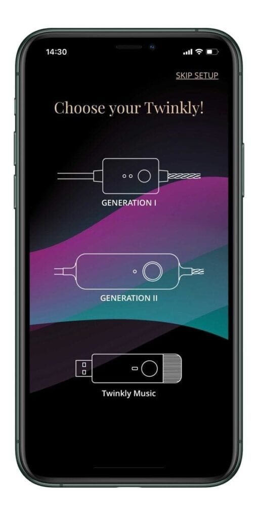 twinkly generation II