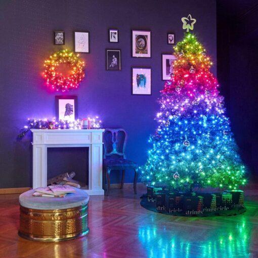 twinkly kerstboomverlichting