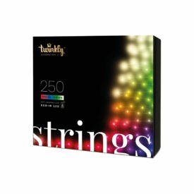 twinkly strings 250 rgbw