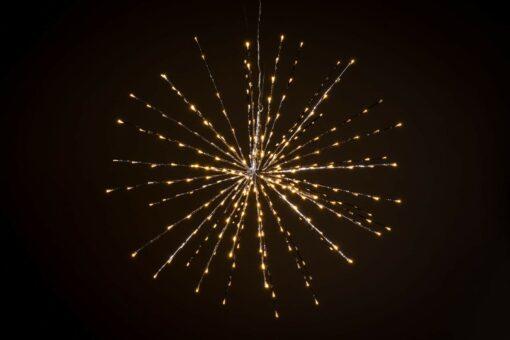 verlichte ster